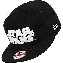 Gorra New Era Star Wars Logo (Negro)
