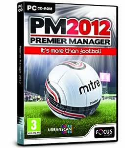 Premier Manager 2012 (PC CD)