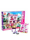 Block Tech Girl Time Girls Mansion 435Pc Brick Set Compatible with other leading brands