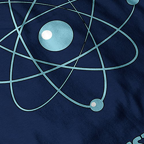 ne pas Confiance Atome Femme S-2XL Sweat à capuche | Wellcoda Bleu