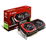 MSI GTX 1080 Ti GAMING X 11G Carte graphique Nvidia GeForce GTX 1080 Ti 11 Go PCI Express x16 3.0