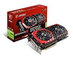 MSI NVIDIA GeForce GTX 1080 TI GAMING X 11G 11 GB GDDR5X 352-Bit Speicher DVI / HDMI / DP PCI Express 3 Grafikkarte - Schwarz