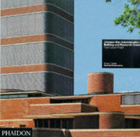 Johnson Wax Administration Building: Racine, Wisconsin, 1936, 1944 - Frank Lloyd Wright (Architecture in Detail)
