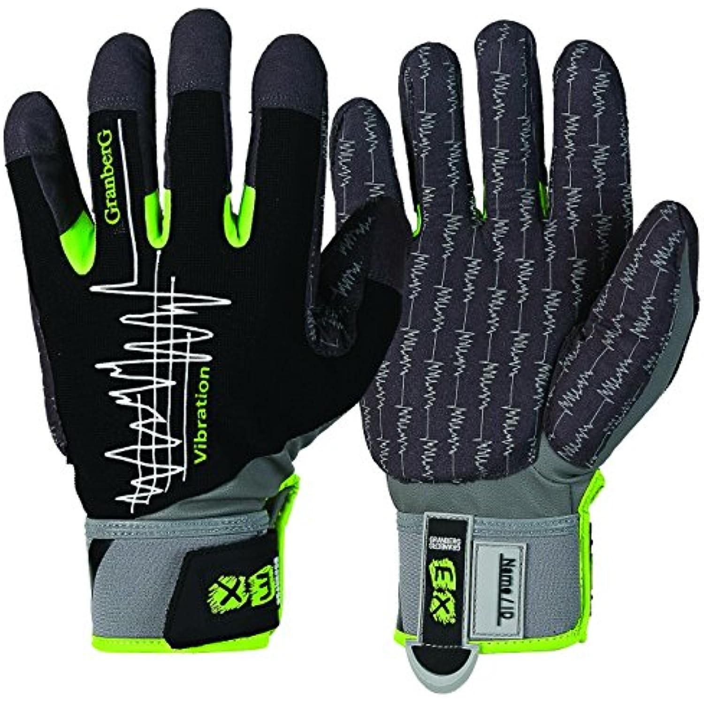 Granberg 107.4330–9 – 6 paires Bundle EX Réduction des des des vibrations, gants de travail Taille 9, grand (lot de 6) 8f795a