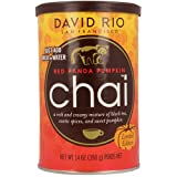 David Rio Red Panda Pumpkin Chai 398 g