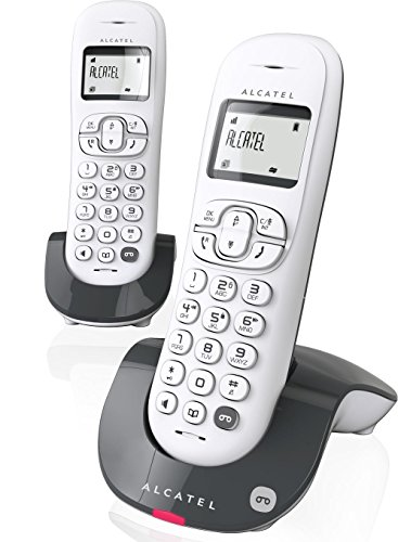 alcatel-c-250-voice-duo-cordless-con-segreteria-telefonica-antracite