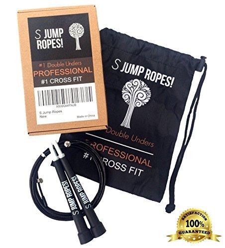 OFERTA DE HOY  Cuerda de saltar para saltos dobles...