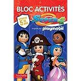 Playmobil - Super 4 / Blocs activités 5 ans (Super 4 Playmobil)