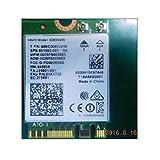 Intel AC 8265interner WLAN / Bluetooth Adapter, 867Mbit/s,Netzwerkzubehör, kabellos, M.2, (IEEE 802.11a, IEEE 802.11ac, IEEE 802.11b, IEEE 802.11d, IEEE 802.11e, IEEE 802.11g, IEEE 802.11h)
