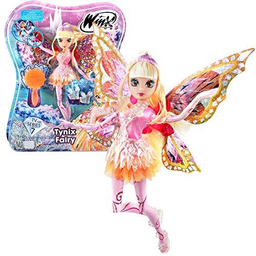 Winx Club - Tynix Fairy - Hada Stella Muñeca 28cm con Magia...