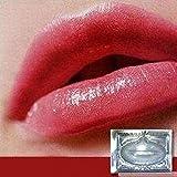 Generic 5Pcs Lip Plumper Crystal Collagen Lip Masks Pads Moisture Essence Anti Ageing