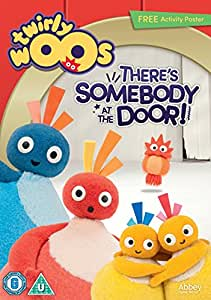 Twirlywoos   Theres Somebody At The Door [Edizione: Regno Unito] [Import anglais]
