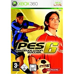 Pro Evolution Soccer 6 [Xbox Classics]