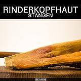 Rinderkopfhaut Stangen ca. 25cm - 30cm - 1000g - von George | Rinderkopfhautstangen | Made in Germany