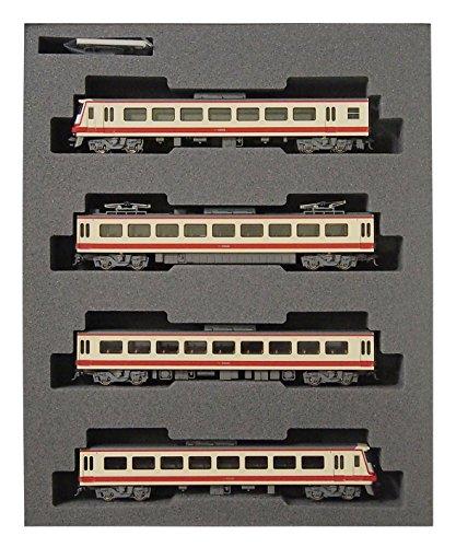 KATO N gauge Seibu railway series 5000 red arrow early production 4-car sets 10-1323 railway train Db-red Gauge