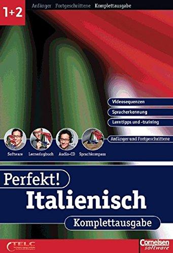 Preisvergleich Produktbild Perfekt Italienisch - Komplettpaket