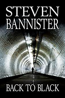 Back to Black:  The 2nd Allie St Clair Thriller (The Black Mystery Series) by [Bannister, Steven]