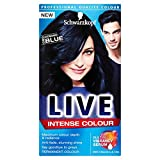 Schwarzkopf Live Intensive Color 090 Cosmic Blue Hair Dye