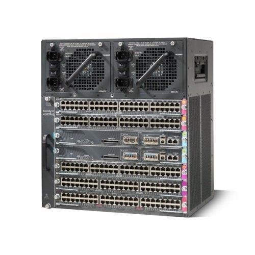 Cisco Catalyst 4507R 7-Slot Chassis 11U Rahmen der Geräte Netzwerkkabel -