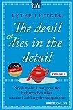 The devil lies in the detail - Folge 2: Noch mehr Lustiges und Lehrreiches über unsere Lieblingsfremdsprache - Peter Littger