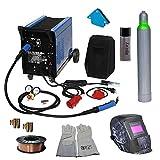 Güde Schutzgas Schweißgerät Mig 192/6K + WD Tools Zubehör 8 tlg.