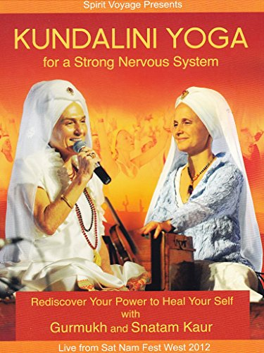 Kundalini Yoga for a Strong Nervous System [(slimcase)] [Import anglais]