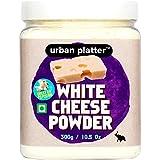Urban Platter White Cheese Powder, 300g / 10.6oz [Premium Quality, Great On Popcorn, Flavorful]