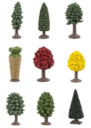 Toob Bulk Taschen–Bäume 48Teile