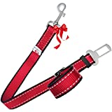 PetsLovers Hunde Adapter für Autosicherheitsgurt - Auto Hundegurt verstellbar (35-63cm oder 55-94cm)