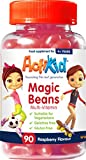Best Gummy Multi Vitamin For Kids - ActiKid Magic Beans Multi-Vitamin 90x Raspberry Flavour, Gelatin Review