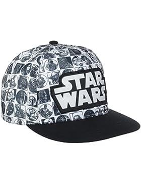 Star Wars Chicos Gorra de béisbol - Blanco