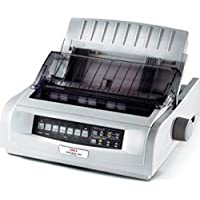 OKI Microline 5720eco A4 Mono Dot Matrix Printer