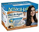 AmaciHair Oleo de Argan - Haarglättungsset mit Arganöl