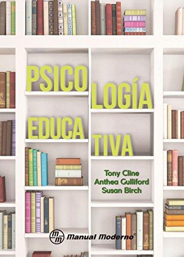 Psicología educativa por Tony Cline