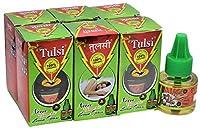 TULSI Herbal Liquid Mosquito Repellent Vaporizer Refill Pack of 12