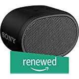 (Renewed) Sony Wireless Speaker SRS-XB01 (Black)