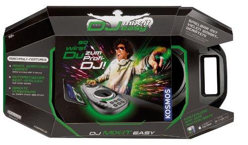 Kosmos 620134 - Das DJ-Mischpult, mix-it-easy