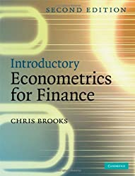 Introductory Econometrics for Finance by Chris Brooks (2008-05-26)
