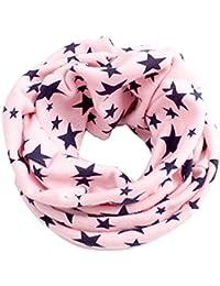 ZUMUii Butterme bufanda suave para el Dormir del algodón del niño del algodón del niño del cómic de impresión del sombrero de la bufanda despertador para I Niños de 1–8años