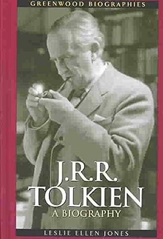 [J.R.R.Tolkien: A Biography] (By: Leslie Ellen Jones) [published: April, 2003]