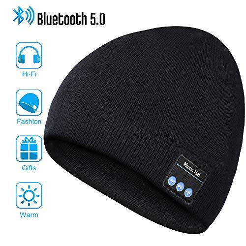EVERSEE Bluetooth Mütze Männer & Frauen Geschenke,