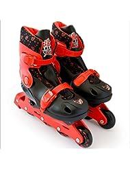 Rollers en ligne réglables Rollerblade pour enfants Taille 34 - 37