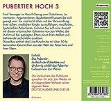 Die ganze Welt der Pubertiere. Drei Titel in einer Box: Das Pubertier. Im Reich der Pubertiere. Und ewig schl?ft das Pubertier
