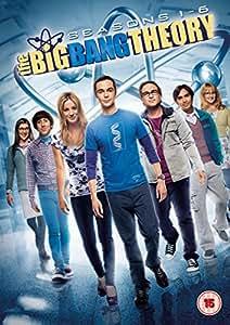 The Big Bang Theory - Season 1-6 [DVD] [2013]