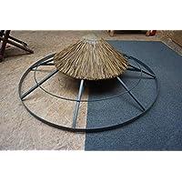 Ombrelloni In Paglia Africana.Paglia Includi Non Disponibili Ombrelloni Tende Amazon It