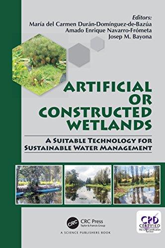 Artificial Or Constructed Wetlands: A Suitable Technology For Sustainable Water Management por María Del Carmen Durán-domínguez-de-bazúa Gratis