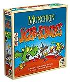 Pegasus Spiele 51957G - Munchkin - Jäger des Schatzes