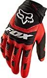 Fox Dirtpaw Race Gloves - Motorrad MTB Handschuhe Herren Damen, Rot, XL