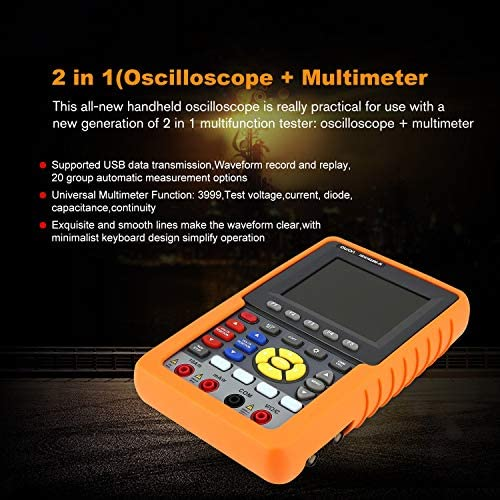 OWON HDS3101M-N Single channel Handheld Handheld Handheld Digital Storage Oscilloscope Scopemeter Scope Meter   Multimeter 100MHz 1GSa/s | Insolite  2a3b60