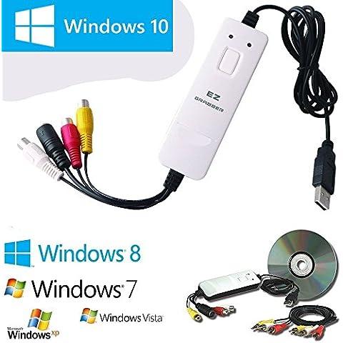 MyGica EZ Grabber Box USB Scheda Acquisizione Video per Passare